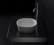 Cast Stone Basin Sinks