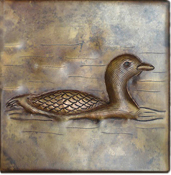Copper Tile Mallard